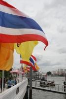 Thai flags
