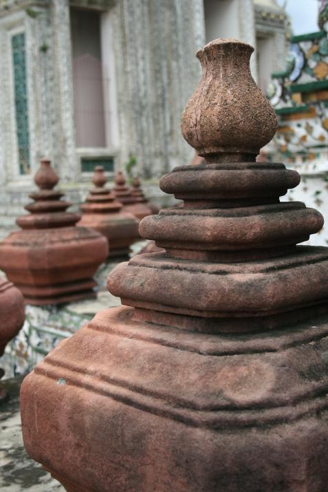 temple cones