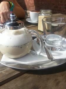 fancy chai tea