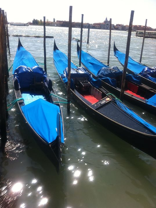 Postcards from ….Venice