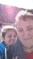 beach selfie!