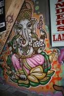 elephant graffiti melbourne