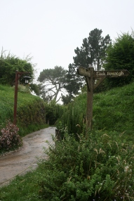 Gandalfs crossing