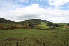 scenic railway view hill