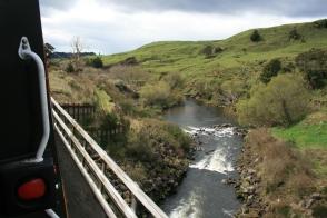 Scenic railway national park river