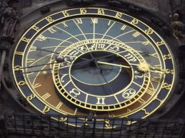 prague astro clock