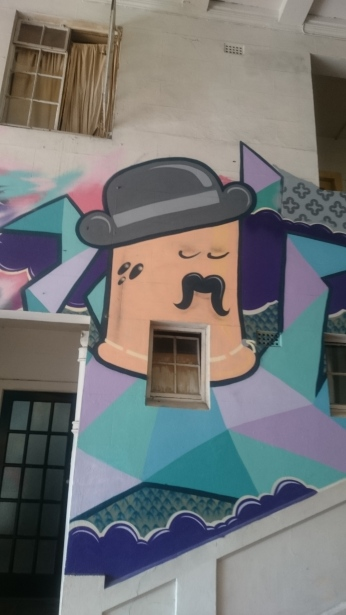 top hat man k road