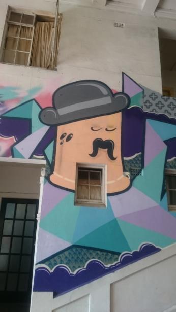 top hat man k road