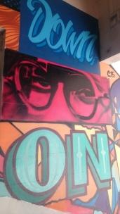 on graffiti k road