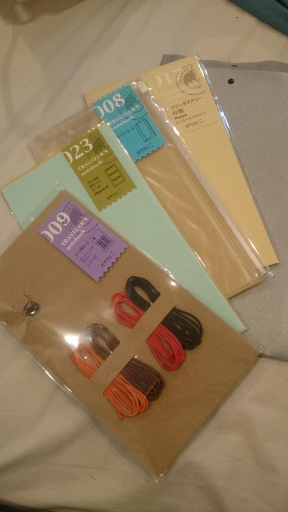 DIY Midori Travellers Notebook (6/6)