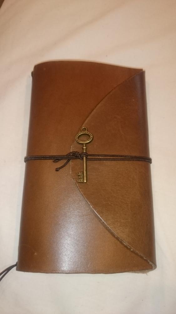DIY Midori Travellers Notebook (5/6)