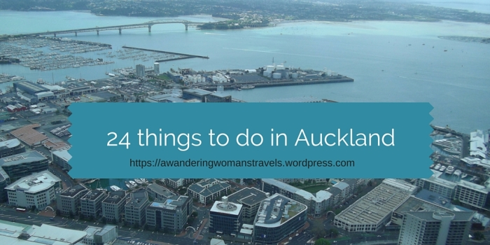 24 Things To Do InAuckland